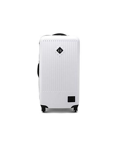 Белый чемодан на молнии Herschel Supply Co.