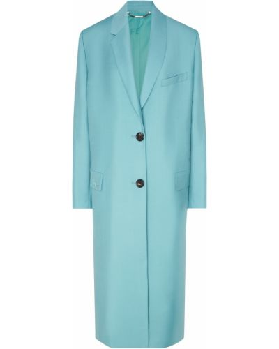 Пальто из ангоры шерстяное Fendi