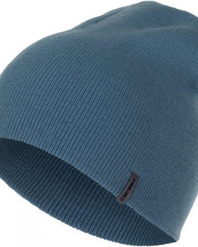 Синяя шапка Demix