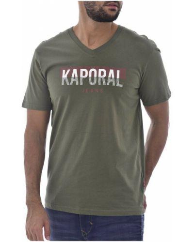 Zielona koszula Kaporal