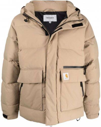 Куртка с капюшоном - бежевая Carhartt Wip