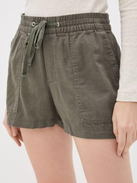 Повседневные шорты хаки Gap