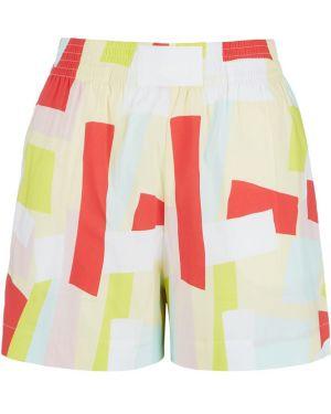 Короткие шорты Lacoste