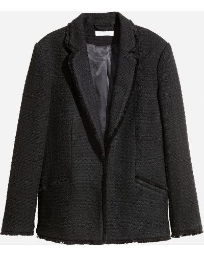 Пиджак - черный H&m