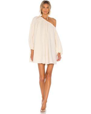 Sukienka mini dżinsowa klasyczne L'academie