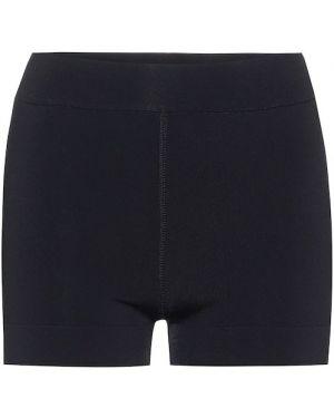 Черные шорты Alaïa