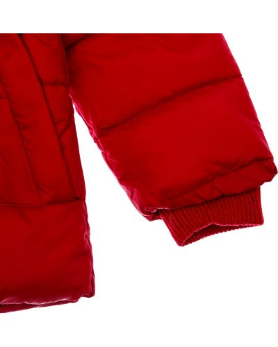 Красная куртка Blukids