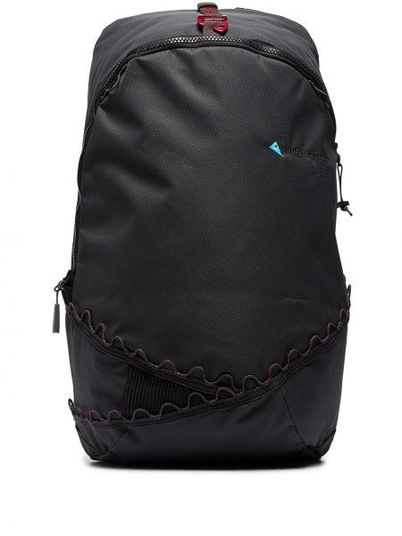 Серый рюкзак Klättermusen