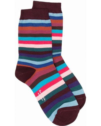 Хлопковые носки - синие Paul Smith