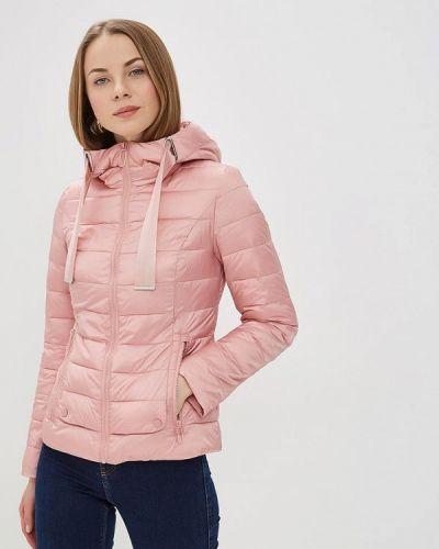 Утепленная куртка - розовая Snowimage