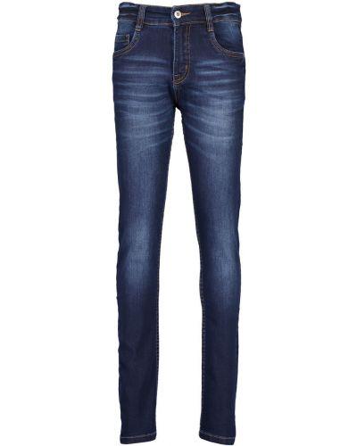 Облегающие синие джинсы Blue Seven