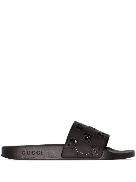Klapki Gucci