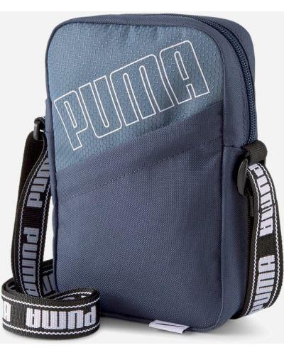 Сумка для обуви - синяя Puma