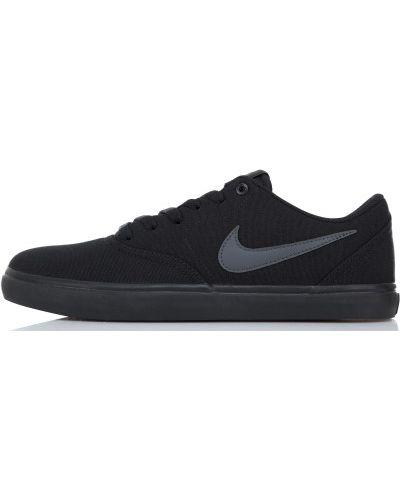 Кеды скейтбордические парусиновые Nike