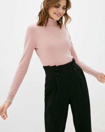 Розовая водолазка B.style