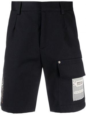 Хлопковые шорты - черные Misbhv