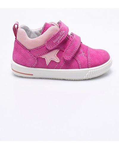 Мокасины детский розовый Superfit