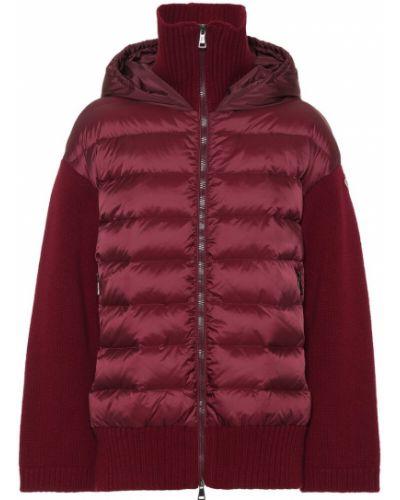 Куртка кашемировая Moncler
