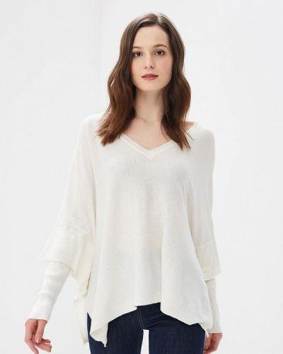 Белый пуловер 2018 Rodier