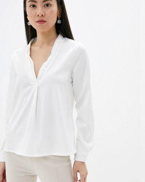 Блузка с длинным рукавом белая весенний By Swan