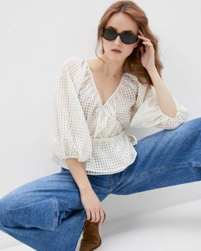 Бежевая блузка с длинными рукавами Levi's®