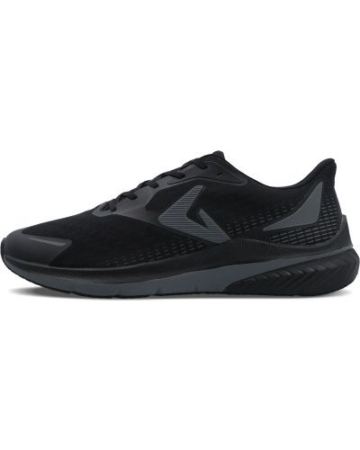 Черные резиновые кроссовки Demix