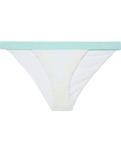 Нейлоновые белые бикини стрейч Onia