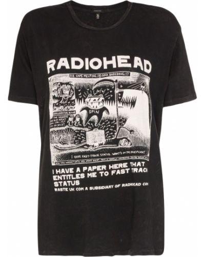 Рубашка с принтом R13