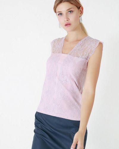 Розовый зимний топ Lussotico