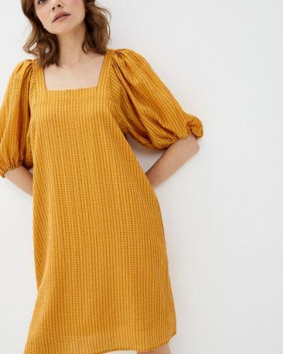 Оранжевое платье Soaked In Luxury