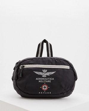 Спортивная сумка поясная Aeronautica Militare