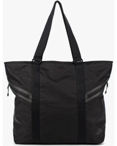 Черная сумка Nike