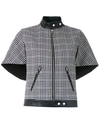 Черная короткая куртка Reinaldo Lourenço