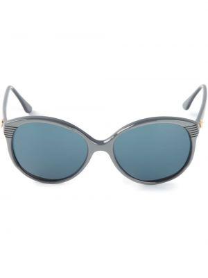 Муслиновые солнцезащитные очки круглые Pierre Cardin Pre-owned