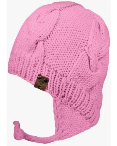 Шапка розовый Anmerino