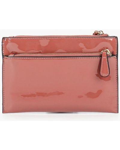Клатч лаковый розовый Dorothy Perkins