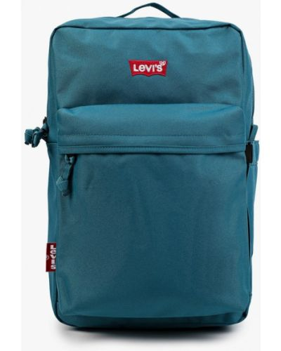 Бирюзовый зимний рюкзак Levi's®