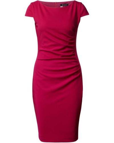 Różowa sukienka koktajlowa Paradi