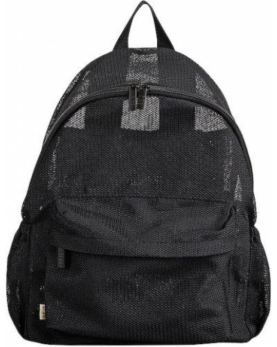 Czarny plecak Beis