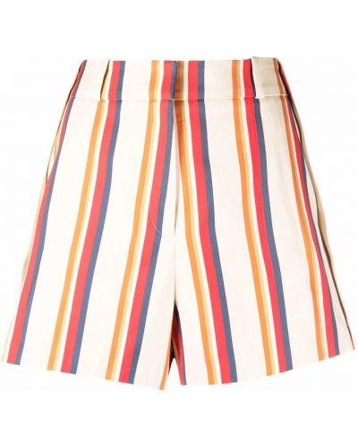 Хлопковые шорты Paco Rabanne