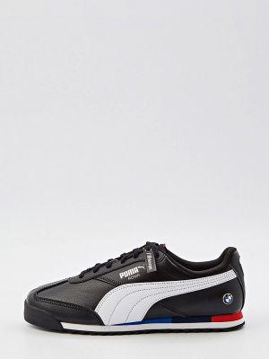 Черные зимние кроссовки Puma