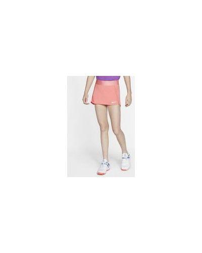 Теннисная юбка с поясом с разрезом для бега Nike