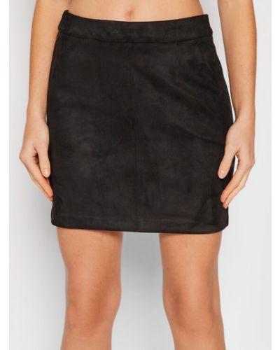 Spódniczka mini - czarna Vero Moda