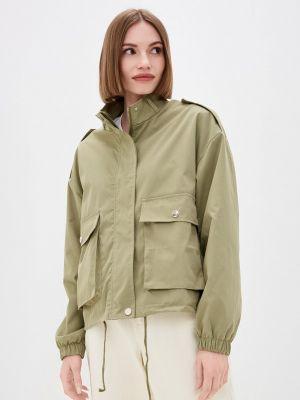 Облегченная куртка хаки Grafinia