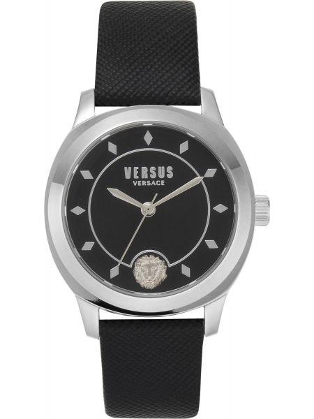 Часы с ремешком - черные Versus Versace