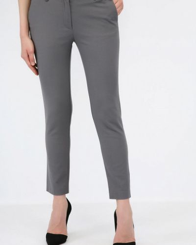 Классические брюки серые итальянский Alcott