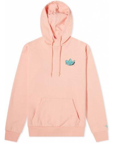 Bluza - różowa Adidas