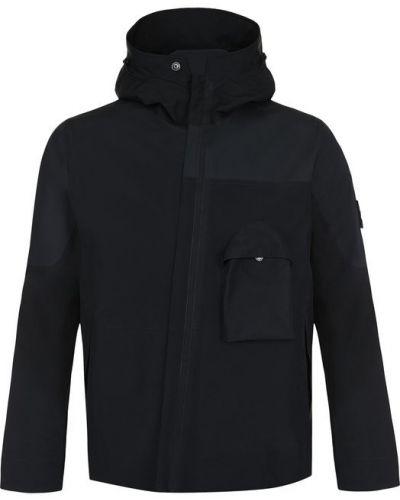 Куртка с капюшоном из полиэстера Stone Island