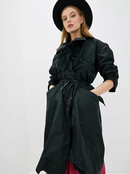 Плащ - черный Vivienne Westwood Anglomania