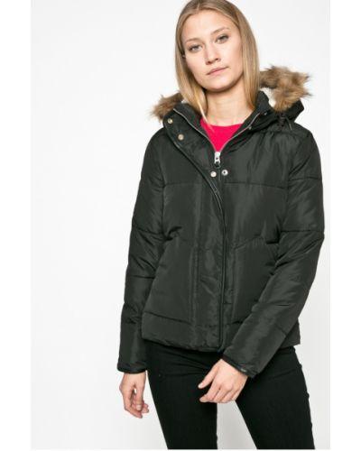 Утепленная куртка с капюшоном прямая Lee